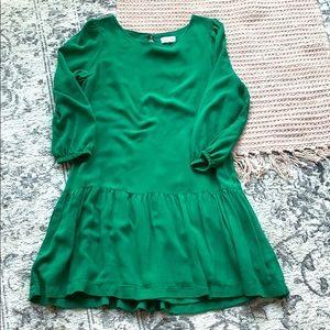 MEADOW RUE - Green Vintage Dress